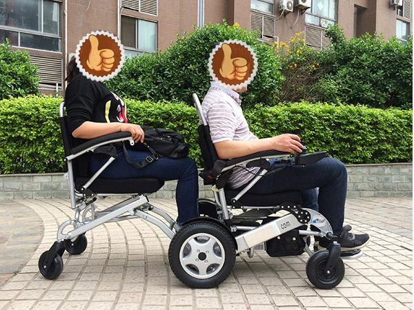 迈乐步A08L双人<a href=http://www.lunyi8.cn target=_blank class=infotextkey>电动轮椅</a>