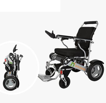 金百合D09电动轮椅遥控版