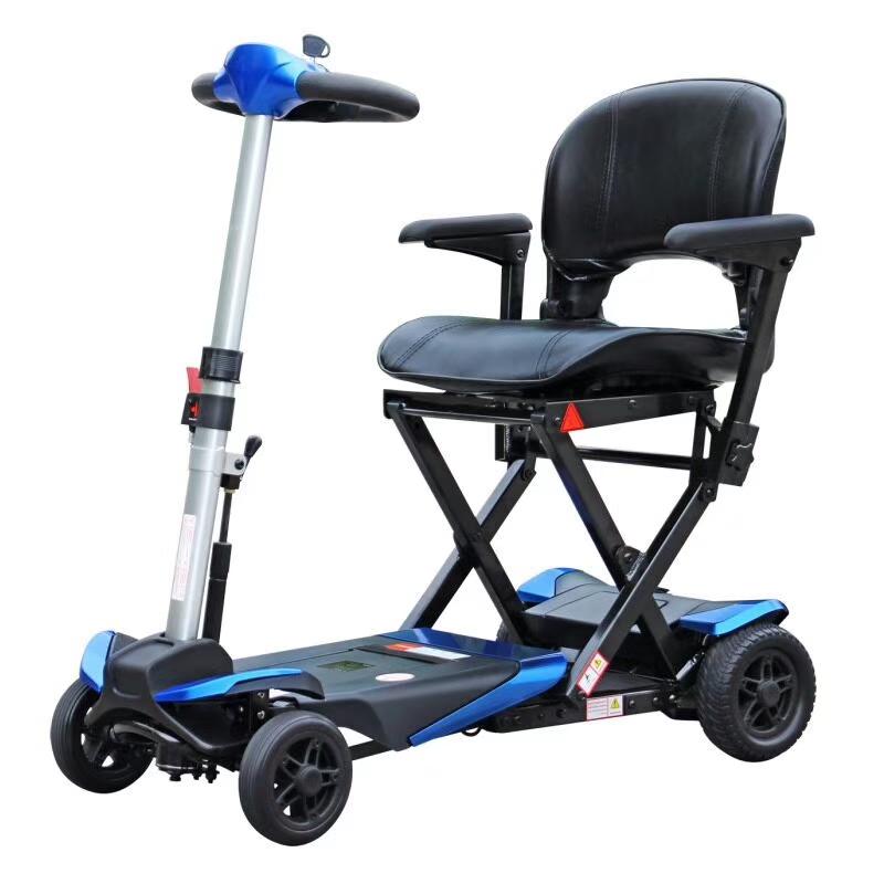 轻便折叠<a href=http://www.lunyi8.cn target=_blank class=infotextkey>电动轮椅</a>