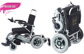 偏瘫老年人用的电动轮椅价格