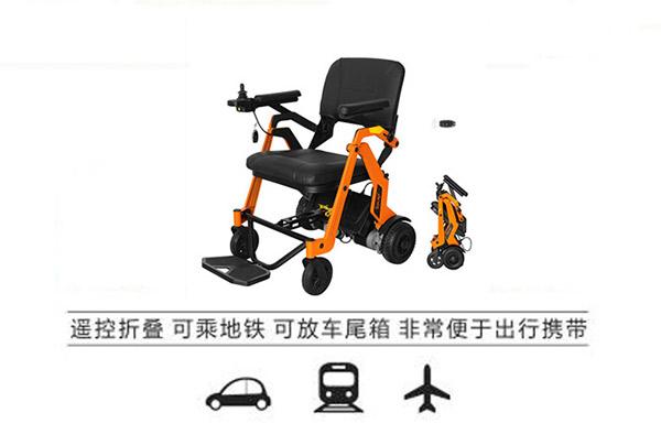 可上飞机的<a href=http://www.lunyi8.cn target=_blank class=infotextkey>电动轮椅</a>